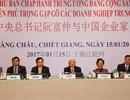 Tổng Bí thư: Hoan nghênh doanh nghiệp Trung Quốc đầu tư vào Việt Nam
