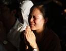 Những khoảnh khắc xúc động trong lễ Vu Lan ở Tây Thiên