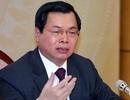 Bất thường việc ông Vũ Huy Hoàng xin vào khu vực cách ly sân bay