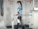 Toyota phát triển thiết bị hỗ trợ người liệt tập đi