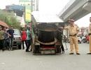 Chỉ 30 xe ba bánh ở Hà Nội được cấp đăng ký