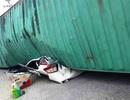 Điểm lại những vụ xe container gây tai nạn kinh hoàng