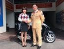 Công an Hà Nội trao trả nhiều xe máy cho người bị mất cắp