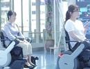 Nhật Bản thử nghiệm xe lăn tự lái phục vụ cho Thế vận hội mùa hè 2020
