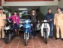 Từ Cao Bằng xuống Hà Nội nhận lại xe mất cắp 11 năm trước
