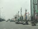 """Phú Thọ: Giông lốc """"quật ngã"""" hàng chục xe máy trên đường"""