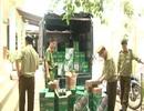 1.000 chiếc xúc xích và 2000 chai bia nhập lậu từ Trung Quốc
