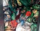 Hà Nội: Hơn 1 tấn xương trâu, bò thối chuẩn bị đưa đến quán bún phở