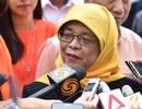 """Chân dung người phụ nữ """"nghiễm nhiên"""" trở thành tổng thống Singapore"""