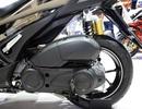 Yamaha NVX có bản nâng cấp giảm xóc sau