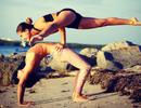 """Những bức ảnh yoga """"nghìn like"""" trên Instagram khiến bạn trẻ mê mẩn"""