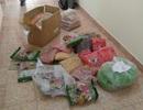 Thu giữ trên 300 kg mứt, thực phẩm không rõ nguồn gốc