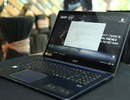 Cận cảnh laptop Acer chạy vi xử lý Core I thế hệ 8 đầu tiên tại VN