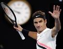 Australian Open: Federer giành tấm vé cuối vào bán kết