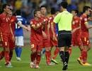 Những lần trọng tài Ma Ning gây bất lợi cho bóng đá Việt Nam