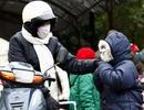 Cách chăm con mùa lạnh khiến trẻ ốm thêm