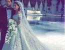 Đám cưới xa hoa như cổ tích của cháu gái tỷ phú Uzbekistan