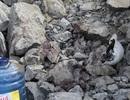 Vụ nổ mìn phá đá: Hiện trường loang lổ vết máu, nồng nặc mùi thuốc nổ