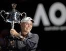 Australian Open: Vượt qua Halep, Wozniacki giành cúp bạc