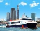 Chính thức vận hành tuyến vận tải hành khách bằng tàu thủy cao tốc TP.HCM -  Cần Giờ - Vũng Tàu – Bến Tre
