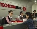 Techcombank báo lãi hơn 8.000 tỷ đồng, không chạy đua con số thưởng Tết