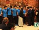 Chủ tịch Hà Nội khen thưởng Quang Hải cùng các đồng đội U23