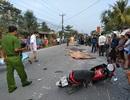 Xe khách bỏ chạy sau khi gây tai nạn chết người