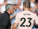 Luke Shaw bất ngờ lên tiếng bảo vệ HLV Mourinho