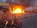 TPHCM: Cây xăng bốc cháy phừng phừng, nhiều người tháo chạy