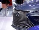Toyota cân nhắc sản xuất xe Lexus tại Trung Quốc