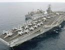 Mỹ rút nhóm tàu tấn công Syria khỏi đông Địa Trung Hải