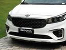 KIA Sedona tăng giá, Chevrolet Captiva hết khuyến mại