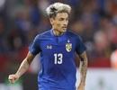 Vắng 4 ngôi sao lớn, Thái Lan vẫn chiến thắng nhờ cầu thủ gốc Đức