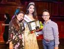 Cô gái miền đất Mũi đăng quang Hoa khôi du học sinh Việt tại Úc 2018