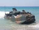 """""""Nắn gân"""" Trung Quốc, Nhật Bản lần đầu đưa thiết giáp ra nước ngoài tập trận"""