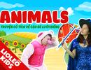 Tiếng Anh trẻ em: Từ vựng chủ đề con vật chưa bao giờ dễ đến thế!