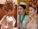 Người đẹp Việt giành Huy chương Vàng trang phục dân tộc tại Miss Earth 2018