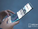 Sếp Samsung hé lộ về điện thoại có thể gập đôi, ra mắt trong tháng 11