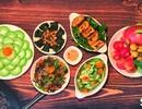 Lóa mắt với mâm cơm đẹp như nhà hàng của mẹ đảm 8x ở Hà Nội