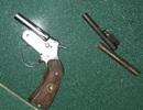 Bắt nhóm đối tượng chế tạo, tàng trữ súng đạn