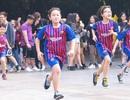 Hà Nội: Gần 1 nghìn học sinh đi bộ để giảm thiểu rác thải nhựa