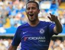 Eden Hazard được vinh danh ở Premier League
