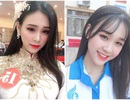 Tân Hoa khôi sinh viên Nghệ An là cô gái đến từ Hoà Bình