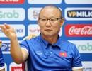 """HLV Park Hang Seo: """"Đội tuyển Việt Nam sẽ đứng đầu bảng A ở AFF Cup 2018"""""""