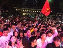 """Hàng ngàn bạn trẻ thành Vinh hào hứng tham gia lễ hội tiếng Anh """"Be Different"""""""