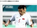 Báo Nhật Bản chỉ ra 3 ngôi sao U23 Việt Nam đủ sức sang J.League