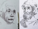 10x Hải Dương có biệt tài vẽ tranh bằng công thức Hóa học, Vật lý