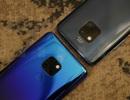 """Huawei trình làng Mate 20 và 20 Pro - Màn hình cong, cấu hình """"khủng"""" , 4 camera"""