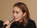 """Phạm Lịch khóc khi nhắc lại câu chuyện P.A.K trong hội nghị """"Ngăn chăn bạo lực đối với phụ nữ"""""""
