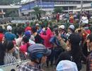 Nhóm công nhân dùng gạch tấn công cảnh sát cơ động nhận án